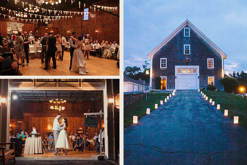 The Barn Weddings